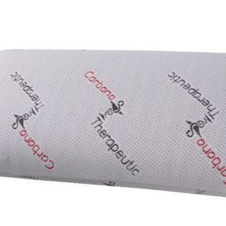 Almohada Visco Carbono doble funda 75 cm. desenfundable - Imagen 1